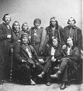 ojibwe-delegation-to-washington-1857-or-1862